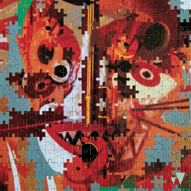 Pochette de l'album« Quebra-Cabeça», de Bixiga 70.
