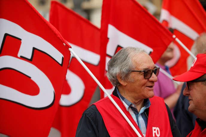 Comme les trois fois précédentes, les mêmes neuf syndicats et associations de retraités ont appelé à une « mobilisation générale » pour défendre les «pensions endanger».