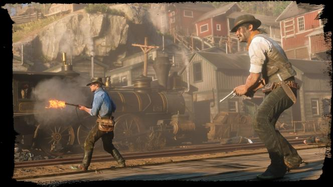 Image d'illustration de « Red Dead Redemption 2 », la prochaine superproduction de Rockstar Games.
