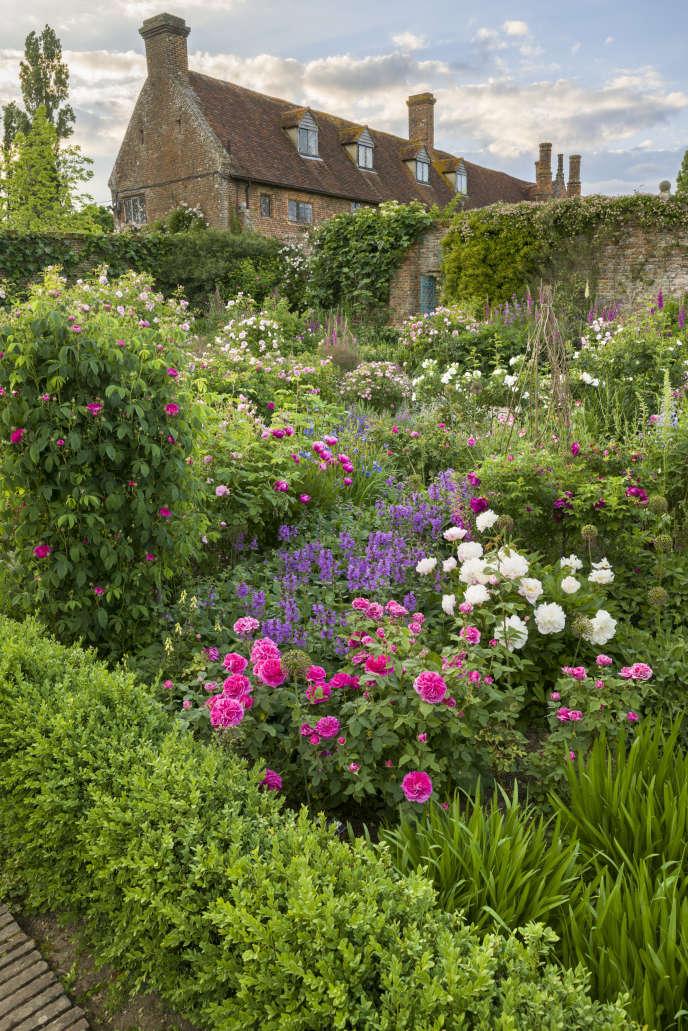 A Sissinghurst Castle Garden.