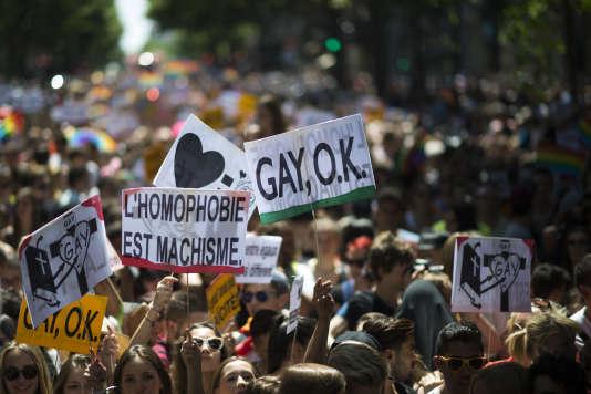Des agressions homophobes laissent craindre une nouvelle « vague de haine »