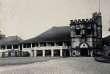 Le palais d'Astana, dans l'ancien sultanat de Sarawak, à Bornéo (Indonésie).