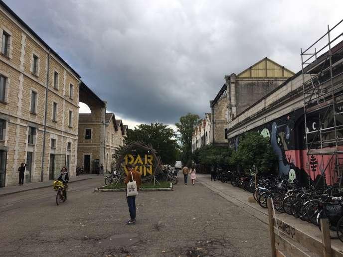 Le site deDarwin écosystème, à Bordeaux.