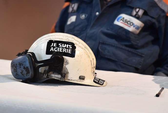 281 personnes travaillent actuellement dans l'aciérie d'Ascoval, dans le Nord.
