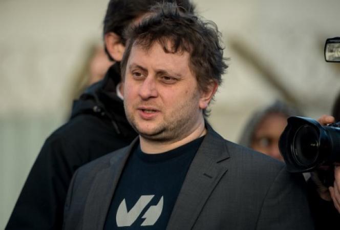 Octave Klaba le 15 février 2016 à Roubaix.