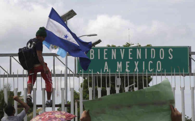A Ciudad Hidalgo (Mexique).