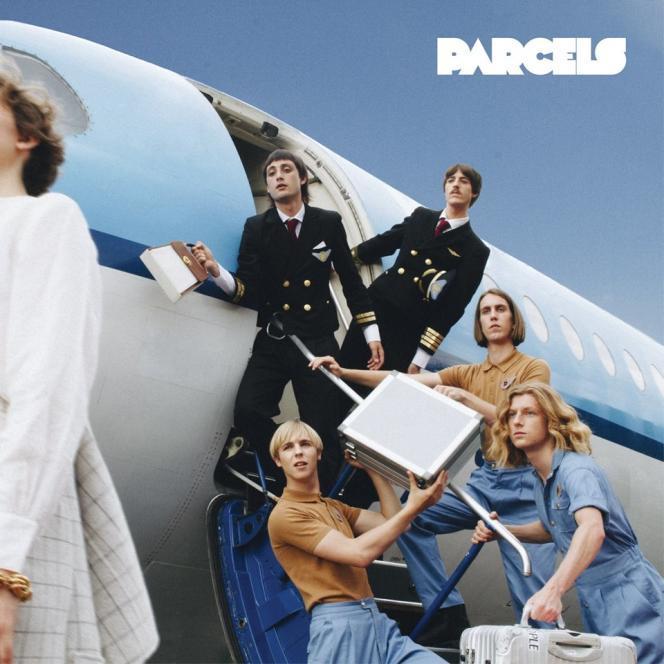 Pochette de l'album de Parcels.