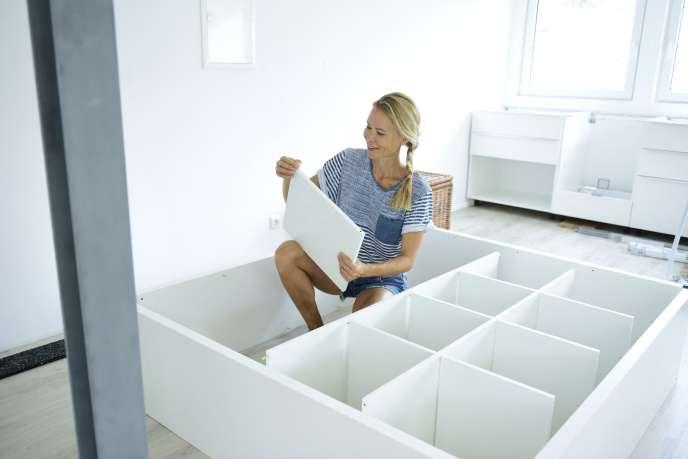 L'« effet Ikea» : un phénomène qui s'explique notamment par notre besoin deprouver que nous pouvons fournir un effort et qui accroît notre sentiment de propriété de l'objet fabriqué par nos soins.