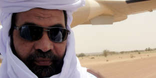 Le sort d'Iyad Ag-Ghali, le chef de la plus puissante alliance djihadiste au Sahel, en 2012.