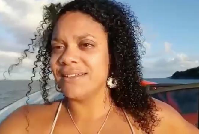 Ludmilla Teixeira a créé un groupe de femmes qui s'opposent au candidat d'extrême droite Jair Bolsonaro.
