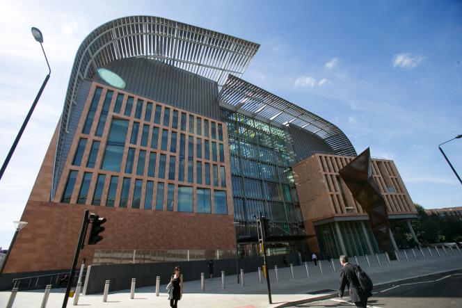 Le Francis Crick Institute de Londres (ici en septembre 2016) vient de publier une enquête réalisée auprès de scientifiques quant aux effets du Brexit.