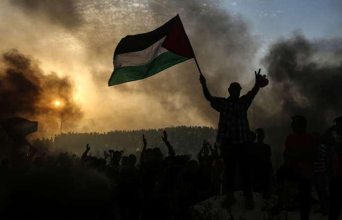 A Gaza, le 22 octobre.