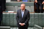 Le premier ministre australien reconnait les manquements de l'Etat face aux affaires de pédophilie, le 22 octobre 2018.
