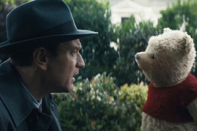Ewan McGregor dans«Jean-Christophe & Winnie» («Christopher Robin»), de Marc Forster.