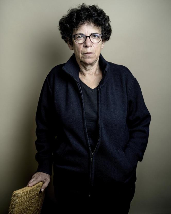 L'historienne Annette Wieviorka, en 2014.