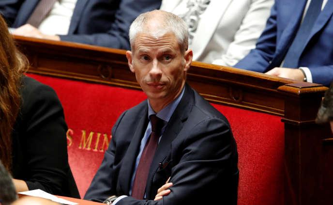 « La manipulation n'est pas seulement une menace, mais une réalité (...) bien installée», a affirmé le ministre de la culture Franck Riester, saluant des textes qui vont « dans le bon sens ».