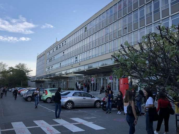 Université Paris-Nanterre (octobre 2018).