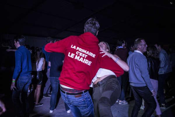 bc4d49fe5e784 Lancement de la campagnes électorale de Bruno Le Maire pour les primaires  du Parti Les Républicains