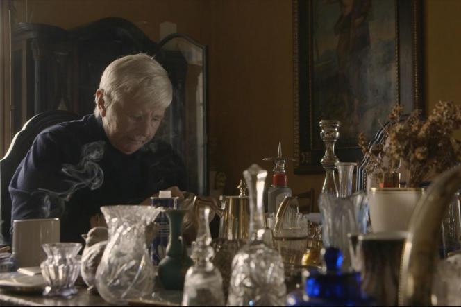 La mère de la réalisatriceMila Turajlic dans son documentaire« L'Envers d'une histoire» («Druga strana svega»).