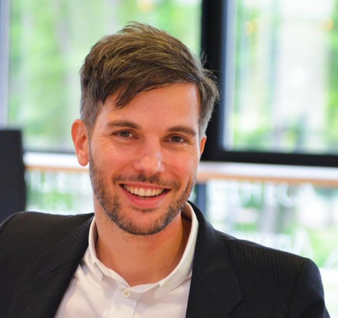 Guillaume Chevillon, codirecteur académique du MSc in Data Sciences &Business Analytics (master en sciences des données et techniques analytiques), diplôme commun entre l'Essec et CentraleSupélec.