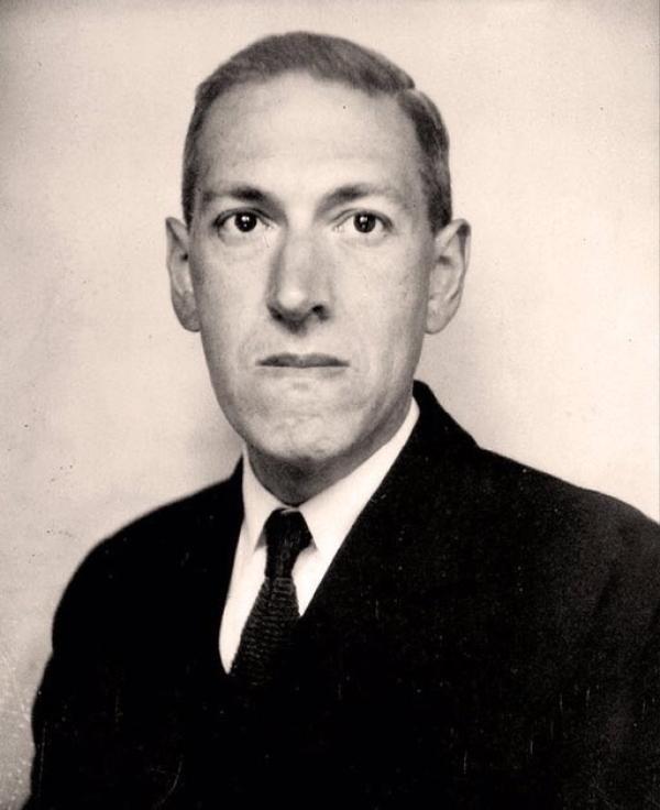 Howard Phillips Lovecraft en 1934.