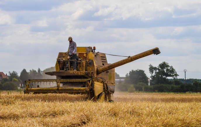 La loi «alimentation» vise notamment à équilibrer les revenus entre agriculteurs et distributeurs.