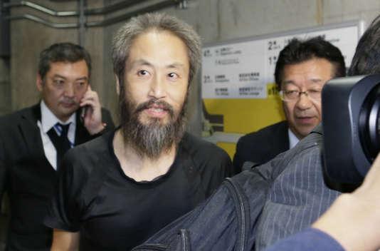 Le difficile retour au Japon d'un ancien otage en Syrie