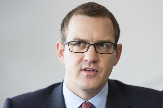 Le milliardaire tchèque Daniel Kretinsky.