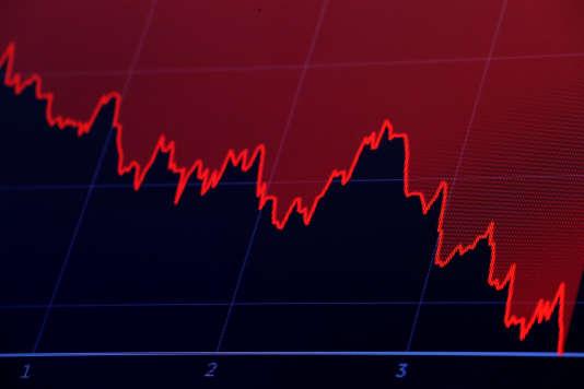 En baisse généralisée, Wall Street parie sur la fin de l'euphorie économique américaine