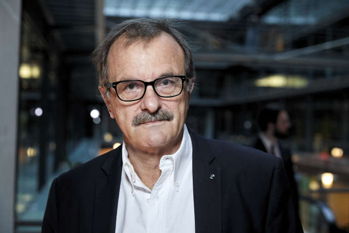 Jean-François Carenco, président de la Commission de régulation de l'énergie, en octobre 2017.