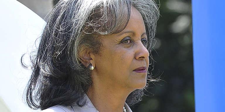 Sahle-Work Zewde à Nairobi, au Kenya, en septembre 2015.
