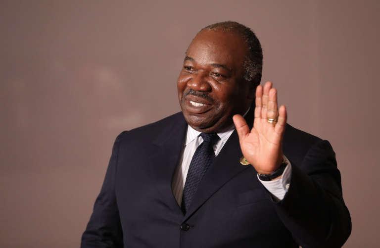 """Résultat de recherche d'images pour """"image du président gabonais"""""""