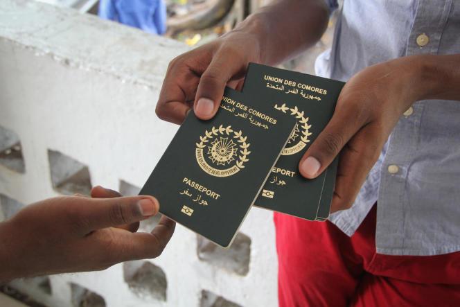 Un passeport comorien permet d'accéder à 52pays sans visa.