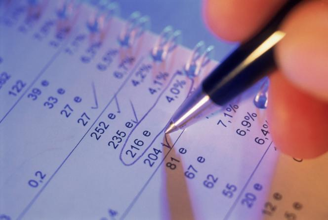 Checking financial figures