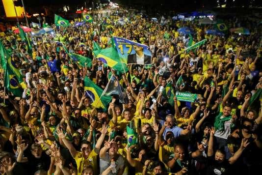 """Résultat de recherche d'images pour """"PHOTOS victoire bresil bolsonaro"""""""