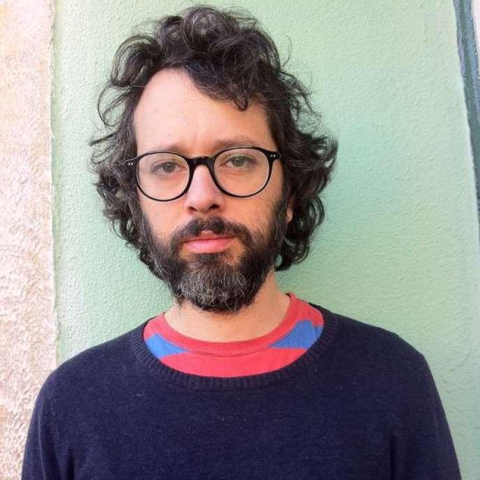 Le producteur portugais Joao Matos.
