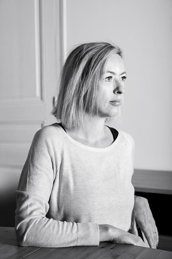 Claire Pichon, rédactrice en chef adjointe du magazine «Fou de Pâtisserie».