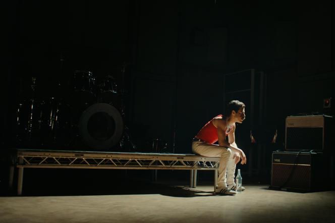Rami Malek (Freddie Mercury) dans «Bohemian Rhapsody », de Bryan Singer.