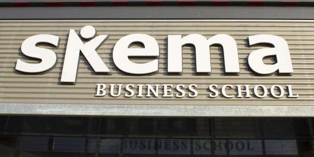 Skema Business School, école supérieure de commerce de Lille.