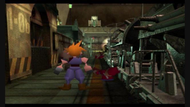 Final« roi de la réédition» Fantasy VII.