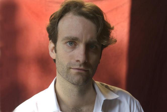 Le philosophe Alexandre Lacroix, en 2009.