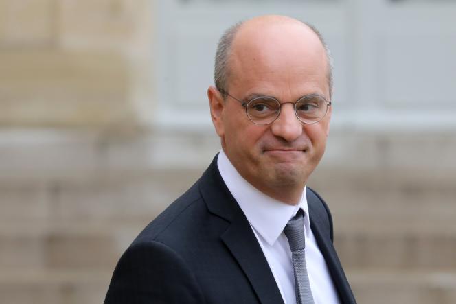 Jean-Michel Blanquer, le 30 octobre 2018.