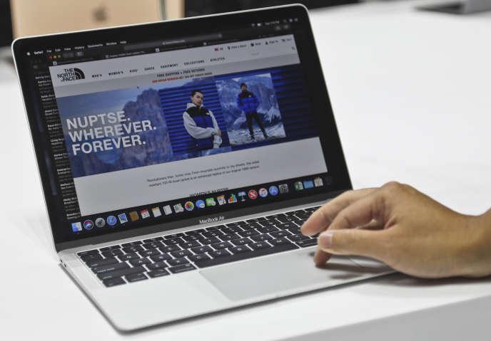 Le tout récent Macbook Air est lui aussi touché par des problèmes de clavier.