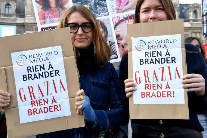 In October 2018, Mondadori France staff opposed Reworld's possible re-purchase when a presentation was made.