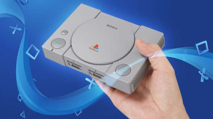 La PlayStation Mini intégrera 20 classiques, pour la réédition d'une console qui en a accueilli bien plus.