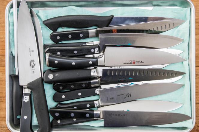 En 2017, lors d'une mise à jour de ce guide, nous avions testé quinze couteaux au total.