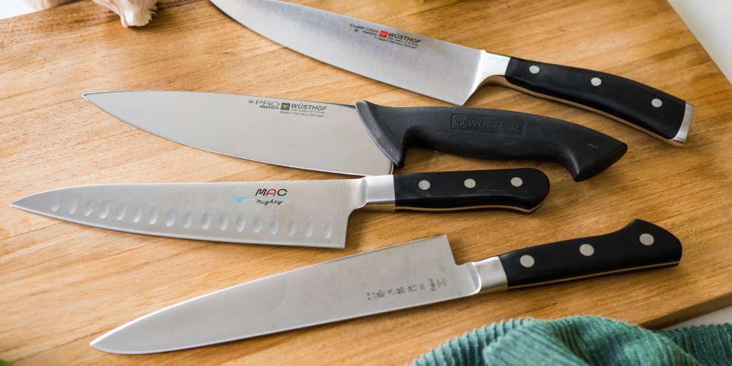 Couteaux De Cuisine Les Meilleurs Modeles Pour Professionnels Et