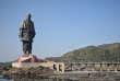La plus grande statue du monde, inaugurée en Inde, le 31 octobre 2018.