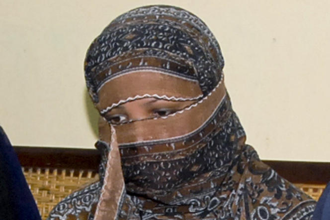 Chrétienne du Pendjab, cette mère de cinq enfants avait été condamnée pour avoir bu l'eau d'un puits supposé réservé aux musulmans.
