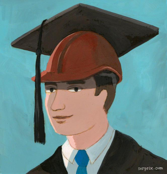 Florent Guyot, responsable d'un programme d'ingénieurs d'affaires à l'EIGSI LaRochelle, estime que les ingénieurs-managers «accèdent à des postes auxquels ils auraient normalement pu prétendre après une dizaine d'années d'expérience».